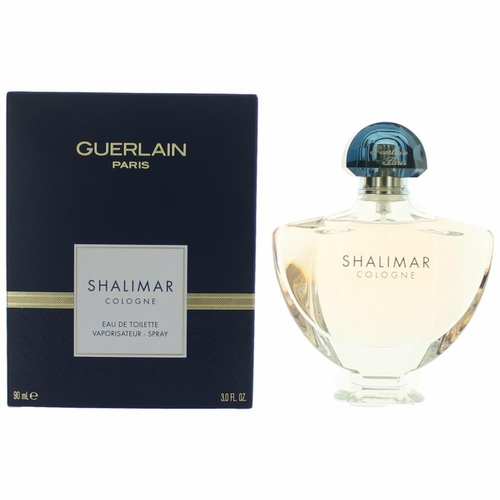 Shalimar Cologne by Guerlain, 3 oz Eau De Toilette Spray for Women