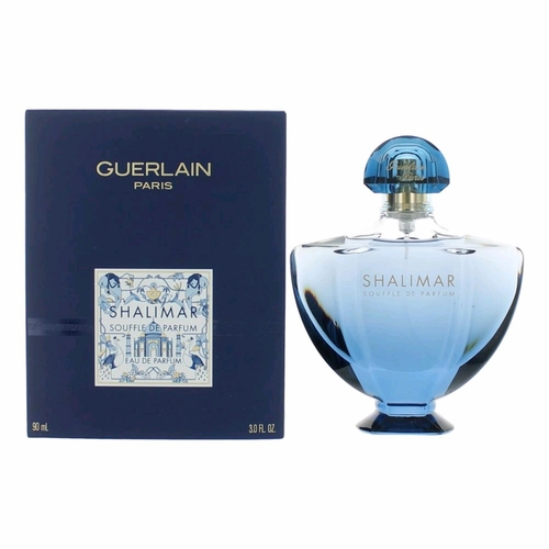 Shalimar Souffle De Parfum by Guerlain, 3 oz Eau De Parfum Spray for Women