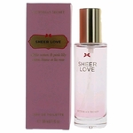 Sheer Love by Victoria's Secret, 1 oz Eau De Toilette Spray for Women