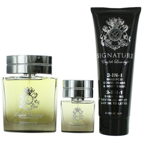 Signature by English Laundry, 3 Piece Gift Set for Men