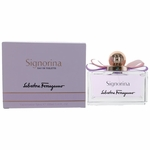 Signorina by Salvatore Ferragamo, 3.4 oz Eau De Toilette Spray for Women
