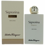Signorina Eleganza by Salvatore Ferragamo, 6.8 oz Body Lotion for Women