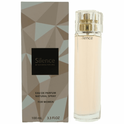 Silence by New Brand, 3.3 oz Eau De Parfum Spray for Women