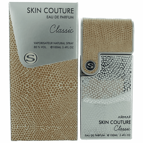 Skin Couture Classic by Armaf, 3.4 oz Eau De Toilette Spray for Women