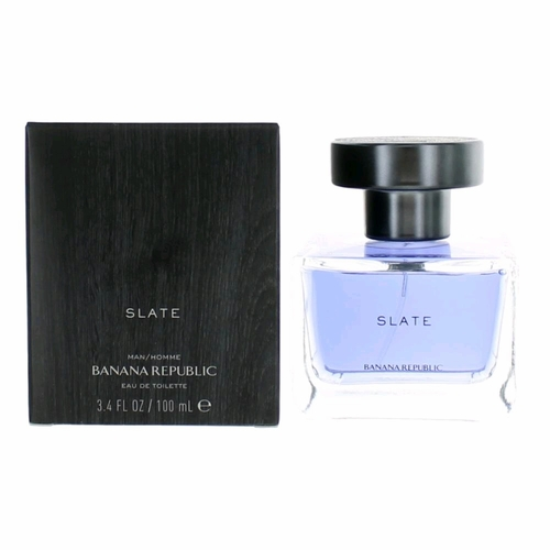 Slate by Banana Republic, 3.4 oz Eau De Toilette Spray for Men
