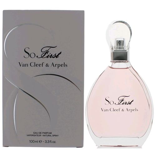 So First by Van Cleef & Arpels, 3.3 oz Eau De Parfum Spray for Women