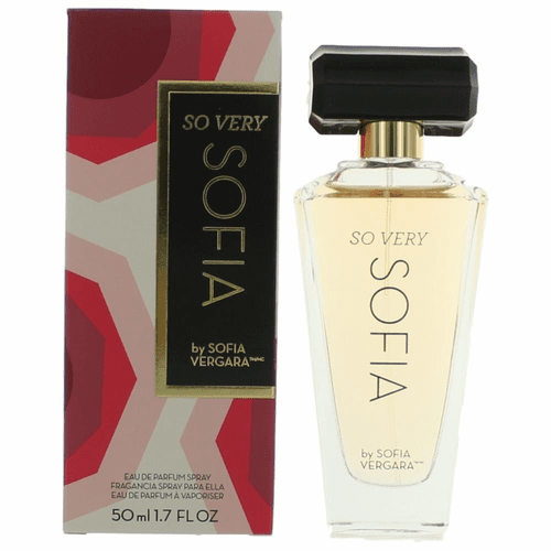 So Very Sofia  by Sofia Vergara, 1.7 oz Eau De Parfum Spray for Women