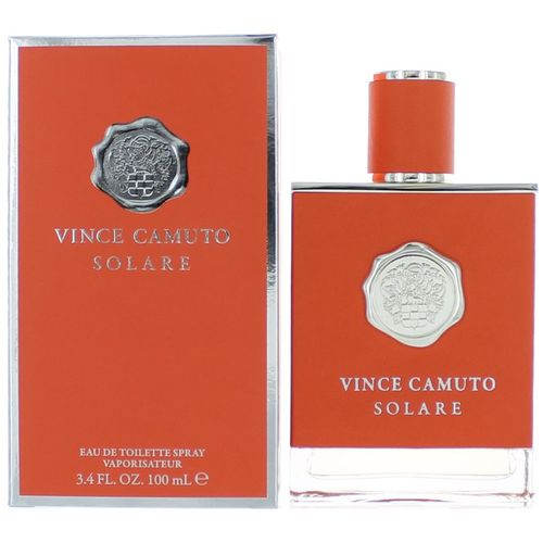 Solare by Vince Camuto, 3.4 oz Eau De Toilette Spray for Men