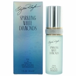 Sparkling White Diamonds by Elizabeth Taylor, 1 oz Eau De Toilette Spray for Women