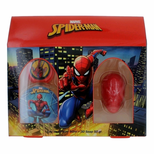 Spiderman by Marvel, 2 Piece Gift Set for Men