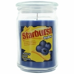 Starburst Scented Candle 16 oz Jar - Blueberry