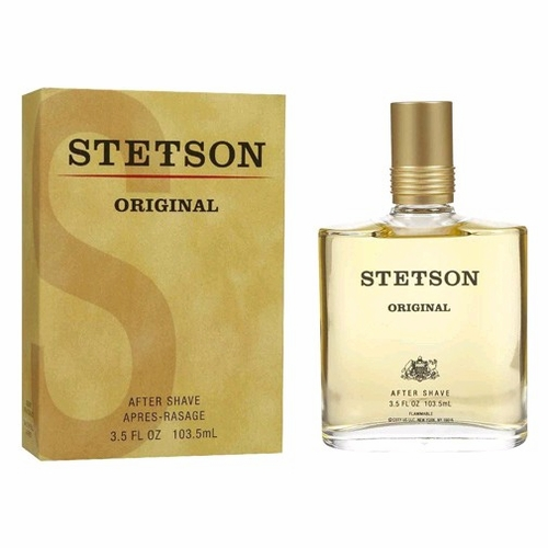 Stetson by Coty, 3.5 oz After Shave Splash for Men