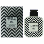 Story of New Brand White by New Brand, 3.3 oz Eau De Toilette Spray for Men