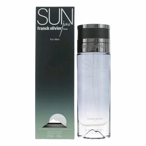 Sun Java by Franck Olivier, 2.5 oz Eau De Toilette Spray for Men