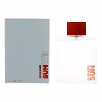 Sun Men by Jil Sander, 4.2 oz Eau De Toilette Spray for Men