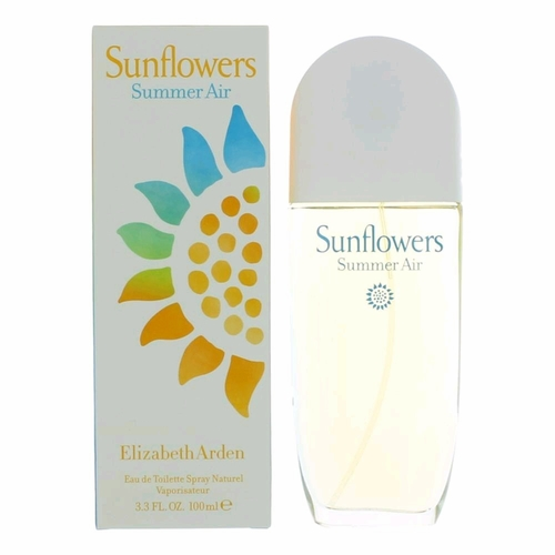 Sunflowers Summer Air by Elizabeth Arden, 3.3 oz Eau De Toilette Spray for Women