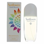 Sunflowers Sunlit Showers by Elizabeth Arden, 3.4 oz Eau De Toilette Spray for Women