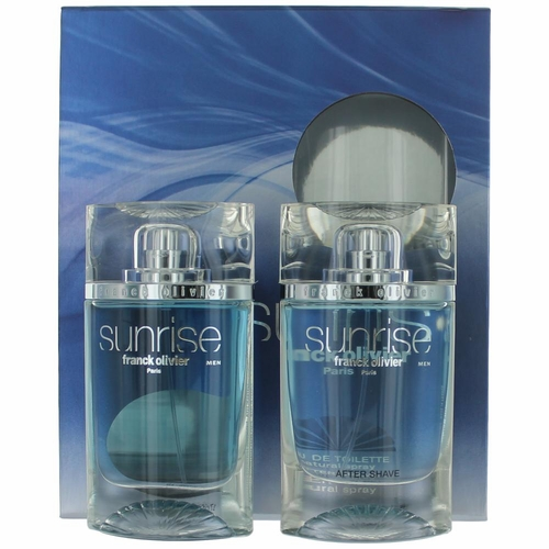 Sunrise by Franck Olivier, 2 Piece Gift Set for Men