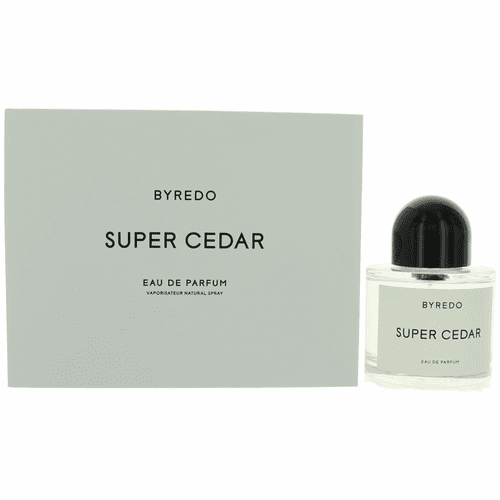 Super Cedar by Byredo, 3.3 oz Eau De Parfum Spray for Unisex