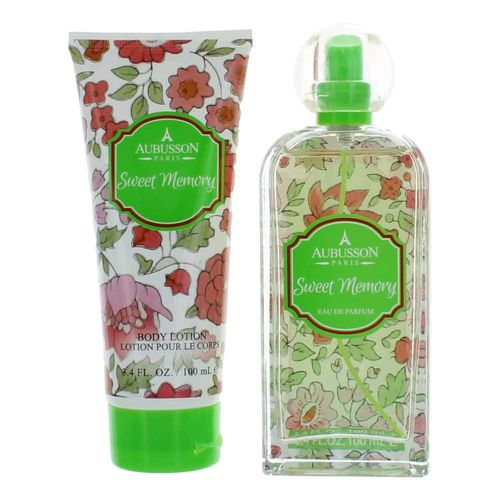 Sweet Memory by Aubusson, 2 Piece Gift Set for Women