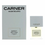 Sweet William by Carner Barcelona, 3.4 oz Eau De Parfum Spray for Unisex