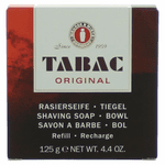 Tabac by Maurer & Wirtz, 4.4 oz Shaving Soap refill for Men