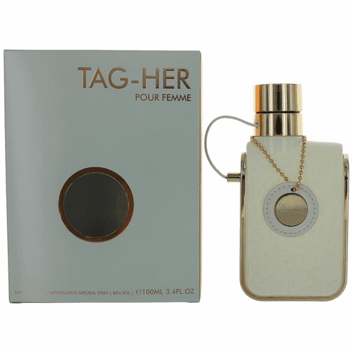 Tag Her by Armaf, 3.4 oz Eau De Parfum Spray for Women