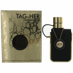 Tag Her Prestige Edition Pour Femme by Armaf, 3.4 oz Eau De Parfum Spray for Women