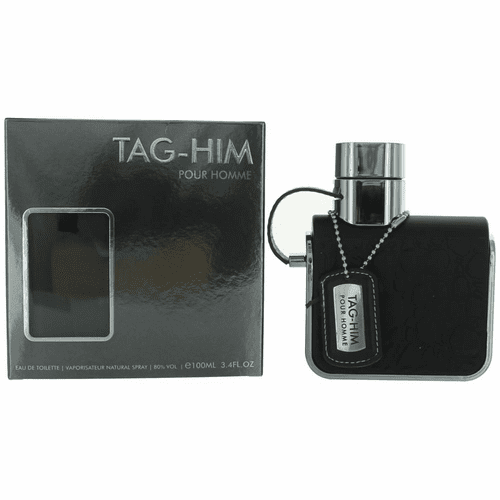 Tag Him by Armaf, 3.4 oz Eau De Toilette Spray for Men