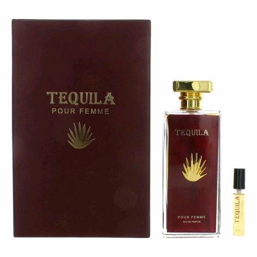 Tequila Pour Femme Red by Tequila, 3.3 oz Eau De Parfum Spray For Women