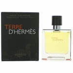 Terre D'Hermes by Hermes, 2.5 oz Pure Parfum Spray for Men