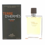 Terre D'Hermes Eau Intense Vetiver by Hermes, 3.3 oz Eau De Parfum Spray for Men