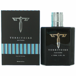 Territoire by YZY, 3.4 oz Eau De Parfum Spray for Men
