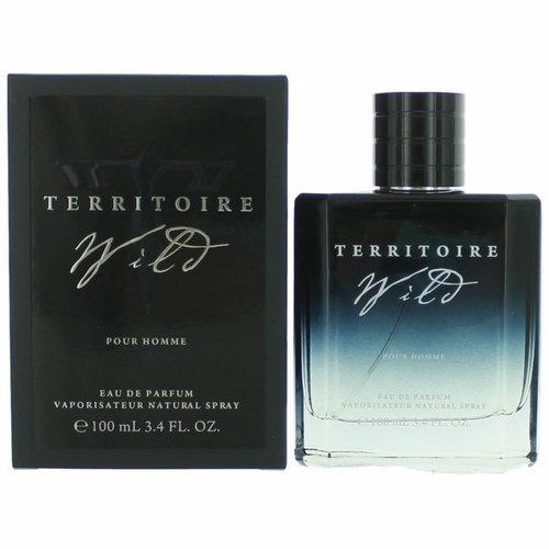 Territoire Wild by YZY, 3.4 Eau De Parfum Spray for Men