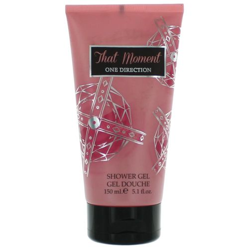 That Moment by One Direction, 5.1 oz Shower Gel for Women
