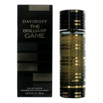 The Brilliant Game by Davidoff, 3.4 oz Eau De Toilette Spray for Men