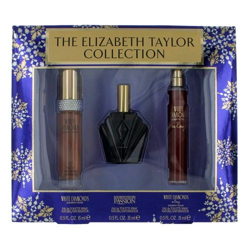 The Elizabeth Taylor Collection by Elizabeth Taylor, 3 Piece Variety Set for Women