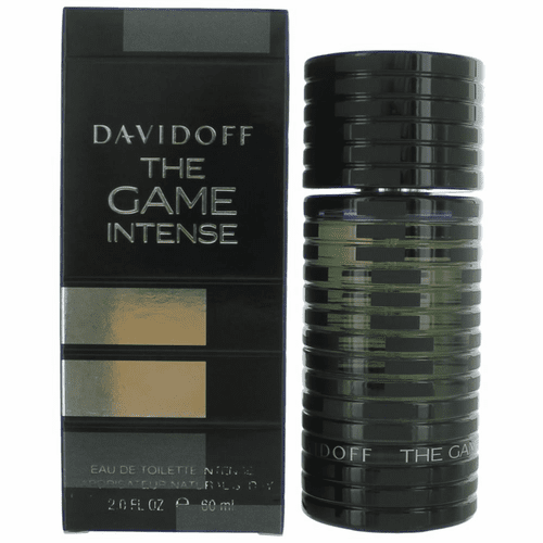 The Game Intense by Davidoff, 2 oz Eau De Toilette Spray for Men