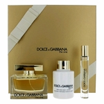 The One by Dolce & Gabbana, 3 Piece Gift Set for Women