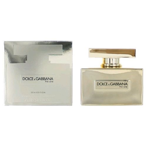 The One by Dolce & Gabbana, Gold 2014 Edition 2.5 oz Eau De Parfum Spray for Women