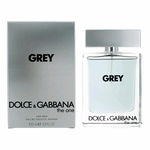 The One Grey by Dolce & Gabbana, 3.3 oz Eau De Toilette Intense Spray for Men
