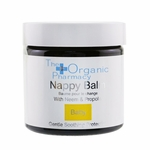 The Organic Pharmacy Nappy Balm - With Neem & Propolis (Gentle Soothing Protection)  60g/2oz