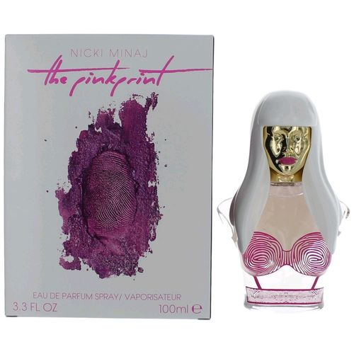 The Pinkprint by Nicki Minaj, 3.3 oz Eau De Parfum Spray for Women