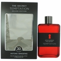 The Secret Temptation Deluxe Edition by Antonio Banderas, 6.8 oz Eau De Toilette Spray for Men