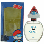 The Smurfs Blue Style Papa by Marmol & Son, 3.4 oz Eau De Toilette Spray for Kids