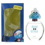 The Smurfs Blue Style Vanity by Marmol & Son, 3.4 oz Eau De Toilette Spray for Kids