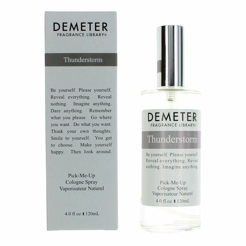 Thunderstorm by Demeter, 4 oz Cologne Spray for Unisex
