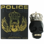 To Be The King by Police, 4.2 oz Eau De Toilette Spray for Men