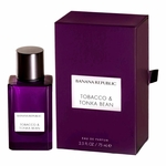 Tobacco & Tonka Bean by Banana Republic, 2.5 oz Eau De Parfum Spray for Unisex