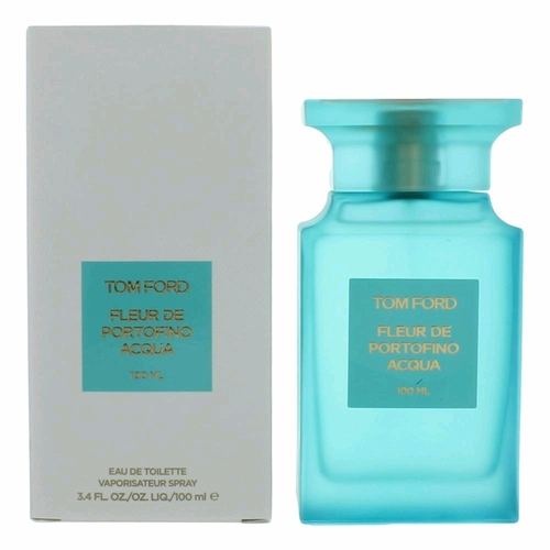 Tom Ford Fleur de Portofino Acqua by Tom Ford, 3.4 oz Eau De Toilette Spray for Unisex
